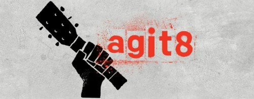 ONE's agit8 campaign