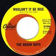 The Beach Boys - Wouldn't It Be Nice single