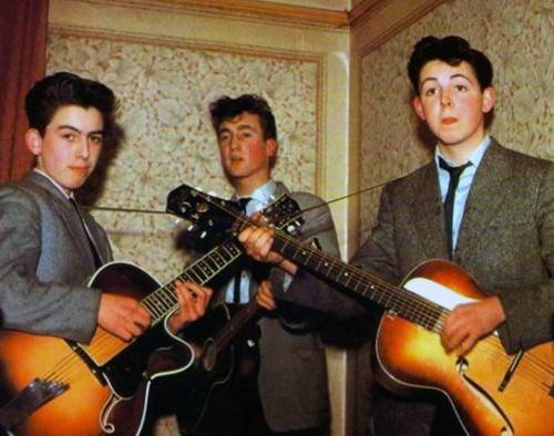 The Beatles 1957