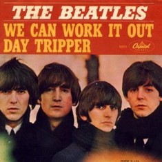 The Beatles We Can Work It Out single