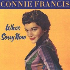 Connie Francis - Who's Sorry Now album