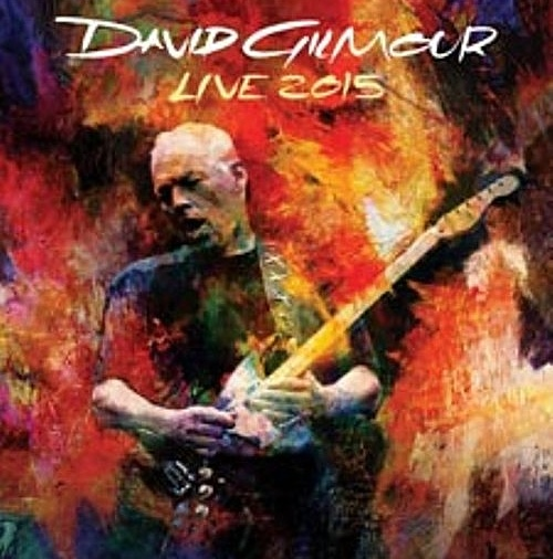 David Gilmour European tour 2015