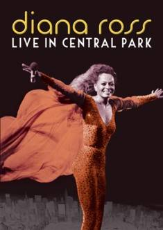 Diana Ross:  Live In Central Park - DVD