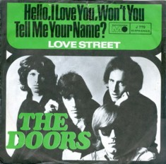 The Doors - Hello, I Love You single