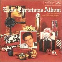Elvis Presley Christmas album