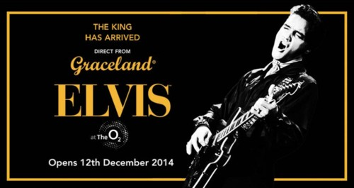 Elvis Exhibition at the O2 London