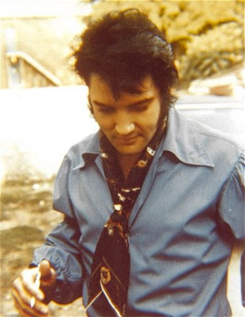 Elvis Presley - Nashville Studio B, June 1970