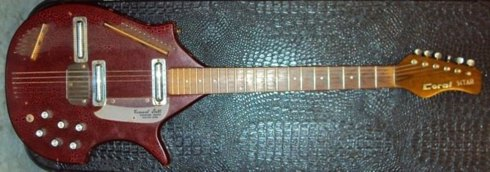 Elvis Presley auction - electric sitar