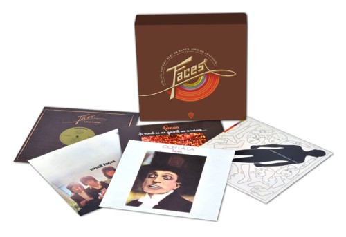 Faces box set