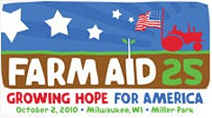 Farm Aid 25: Growing Hope for America