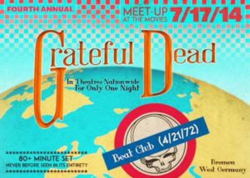 Grateful Dead Beat Club 4/21/72
