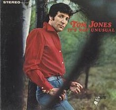 Tom Jones - It's Not Unusual album cover