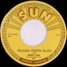 Johnny Cash - Folsom Prison Blues single