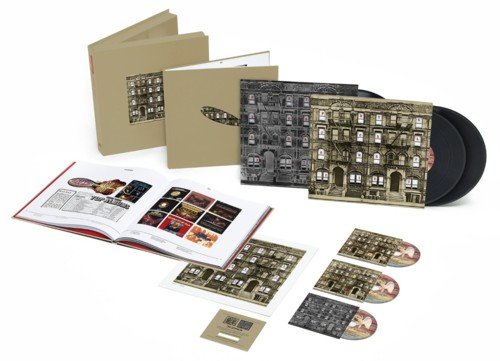 Led Zeppelin - Physical Graffiti Super Deluxe Box Set