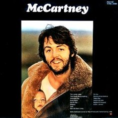 MCartney album cover