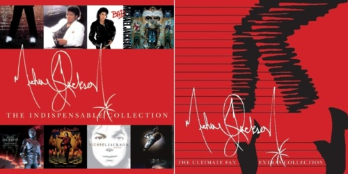 Michael Jackson iTunes collection