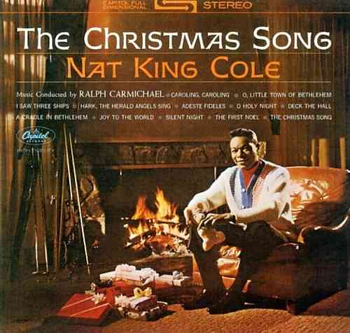 Nat King Cole - The Christmas Song album