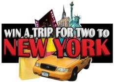 Trip to New York City prize draw