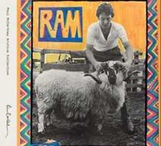 Paul McCartney - RAM reissue