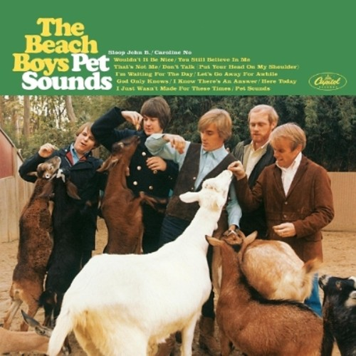 The Beach Boys' Pet Sounds on Blu-ray audio