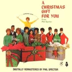 phil spectors a christmas gift for you - Classic Rock Christmas Songs