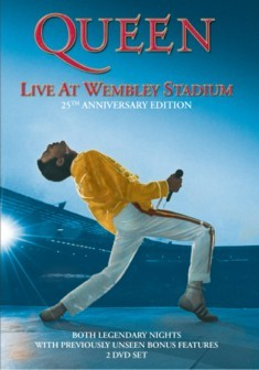 Queen - Live at Wembley 25th Anniversary