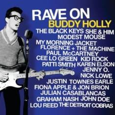 Rave On Buddy Holly - tribute album