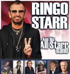 Ringo Starr and the All Starr Band tour