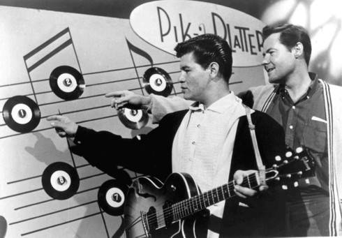 Ritchie Valens and Bob Keane