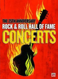25th anniversary rock roll hall of fame concerts 3 dvd set classic pop icons. Black Bedroom Furniture Sets. Home Design Ideas