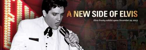 Rock and Roll Hall of Fame and Museum Elvis Exhibit