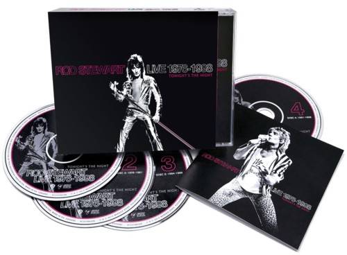 Rod Stewart - Tonight's The Night: Live 1976-1998