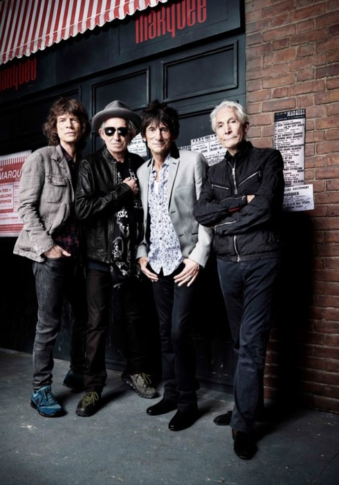 The Rolling Stones at the Marquee Club 2012