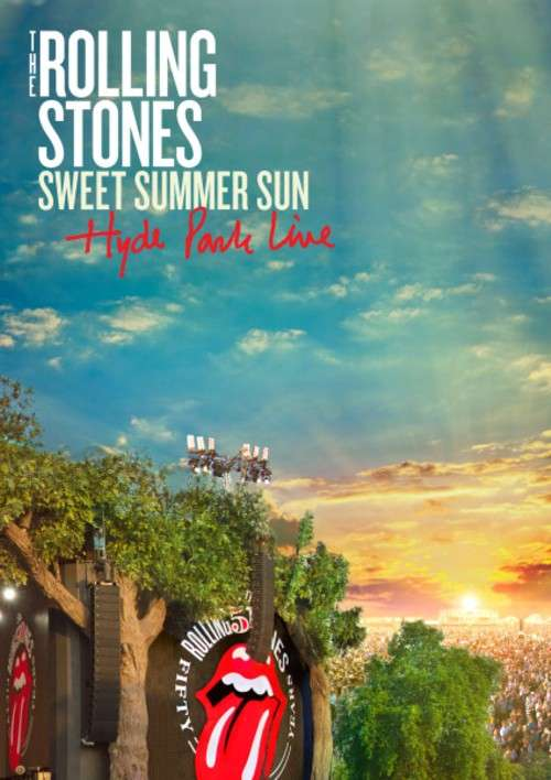 The Rolling Stones: Sweet Summer Sun – Hyde Park Live