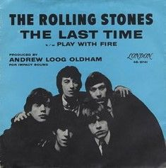 The Rolling Stones - The Last Time single