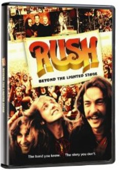 Rush:  Beyond the Lighted Stage DVD and Blu-ray
