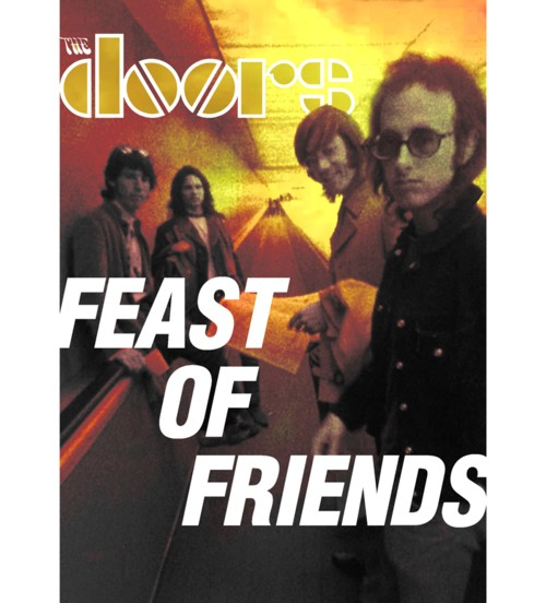 The Doors Feast of Friends on DVD and Blu-ray