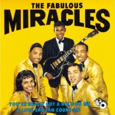 The Miracles - The Fabulous Miracles
