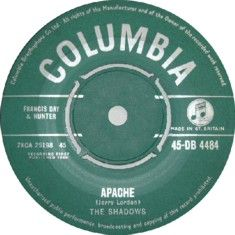The Shadows - Apache single