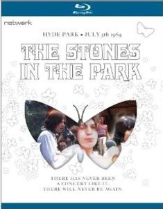 The Stones in the Park Blu-ray