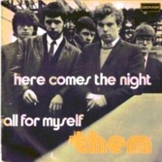 Them - Here Comes the Night single