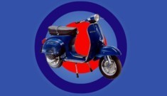 Vespa scooter prize draw