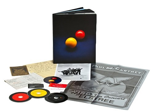 Wings - Venus and Mars Box Set